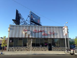 The Chicken Pie Shop, Fresno